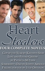 Heart Stealers featuring Falling For you by Julie Ortolon