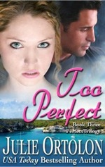 Too Perfect by Julie Ortolon
