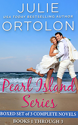 Pearl Island Series Boxed Set by Julie Ortolon