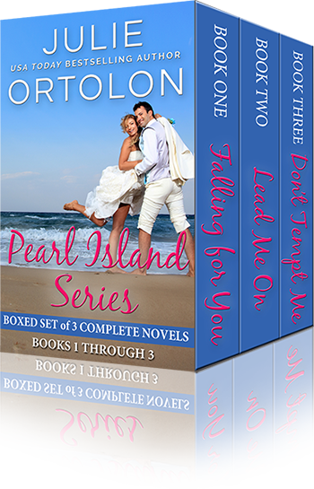 Pearl Island Series (Boxed Set) Book Cover